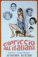 Caprice a l'italienne, le film