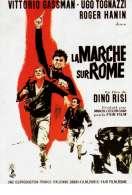 Affiche du film La Marche Sur Rome