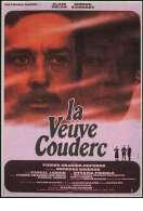 Affiche du film La veuve Couderc