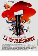 Affiche du film La vie parisienne