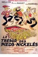 Affiche du film Le Tresor des Pieds Nickeles