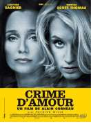 Affiche du film Crime d'amour