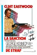 Affiche du film La sanction