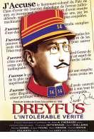 Affiche du film Dreyfus l'intolerable Verite