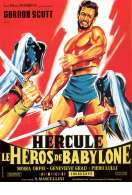 Affiche du film Hercule le Heros de Babylone