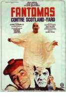 Affiche du film Fant�mas contre Scotland Yard