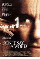 Pas un mot, le film