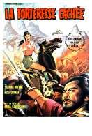 Affiche du film La forteresse cach�e