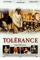 Affiche du film Tol�rance