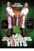 Affiche du film Les bouchers verts
