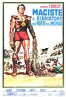 Affiche du film Maciste Contre les Geants