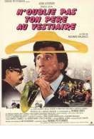Affiche du film N'oublie Pas Ton Pere Au Vestiaire