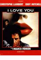 Affiche du film I love you