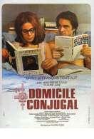 Domicile conjugal, le film
