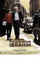 Affiche du film Monsieur Ibrahim et les fleurs du Coran