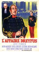 Affiche du film L'affaire Dreyfus