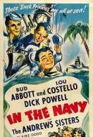 Affiche du film Deux Nigauds Marins