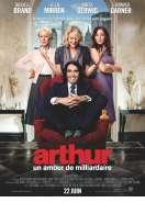 Affiche du film Arthur, un amour de Milliardaire