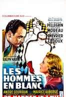 Affiche du film Les Hommes en Blanc