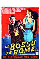 Affiche du film Le Bossu de Rome