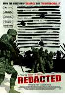 Affiche du film Redacted