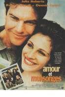 Affiche du film Amour et mensonges