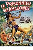 Affiche du film Esclave des amazones