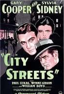 Affiche du film Les Carrefours de la Ville