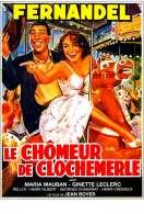 Affiche du film Le Chomeur de Clochemerle