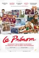 Affiche du film Le Pr�nom