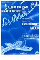 Affiche du film Les Bleus du Ciel