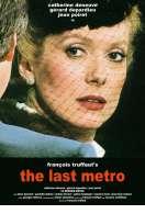 Affiche du film Le dernier m�tro