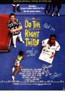 Do the right thing, le film