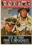 Affiche du film Tete de Pont Pour Huit Implacables