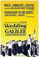 Affiche du film Noce en Galil�e