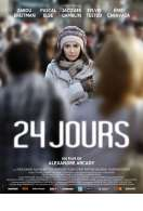 Affiche du film 24 jours, la v�rit� sur l'affaire Ilan Halimi