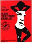Affiche du film Trains �troitement surveill�s
