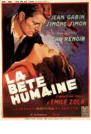 Affiche du film La b�te humaine