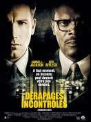Affiche du film Dérapages incontrôlés