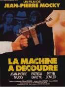Affiche du film La machine � d�coudre
