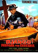 Affiche du film Django Prepare Ton Cercueil