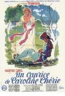 Affiche du film Un Caprice de Caroline Cherie