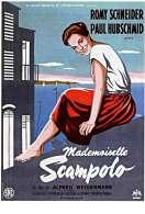 Affiche du film Mademoiselle Scampolo