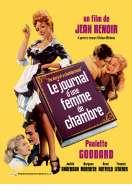 Affiche du film Le journal d'une femme de chambre