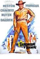 Affiche du film Le Seigneur d'hawai