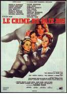 Affiche du film Le Crime Ne Paie Pas
