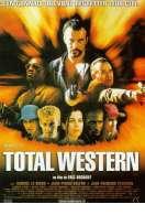 Affiche du film Total western