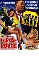 Affiche du film La rose rouge