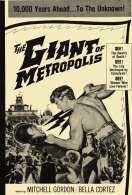 Le Geant de Metropolis, le film
