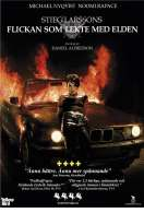 Affiche du film Mill�nium 2 - La Fille qui r�vait d'un bidon d'essence et d'une allumette